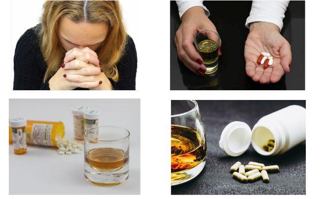 Адаптол и алкоголь отзывы