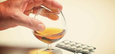 Виски и таблетки