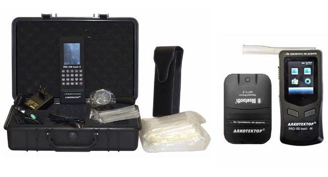 Комплект устройства PRO-100 touch-M
