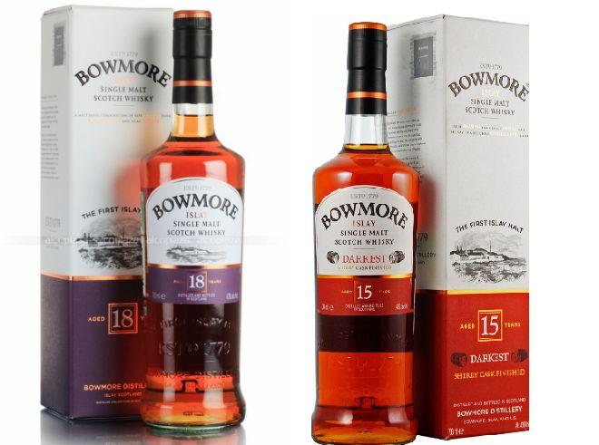 Виски в упаковках