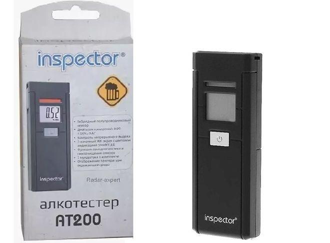 Алкометр inspector at200