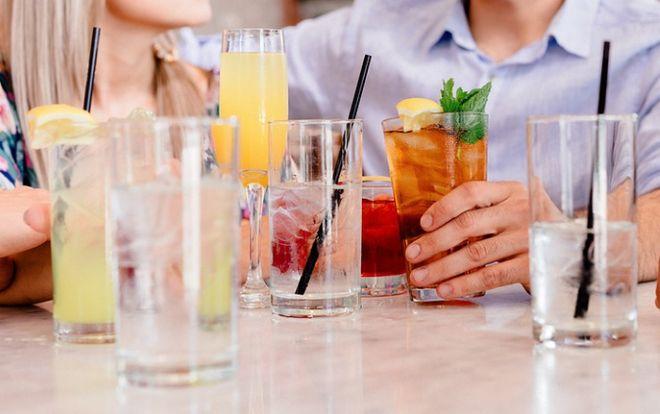 «Айришмен» в коктейлях