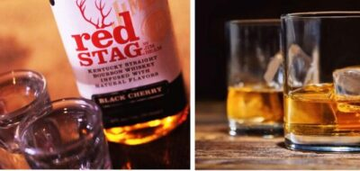 Бурбон Jim Beam Red Stag