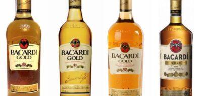 Напиток Бакарди Голд