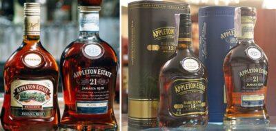 Напиток бренда Appleton Estate