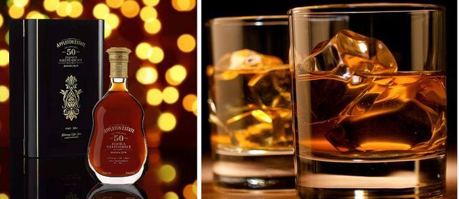Спиртной напиток ром