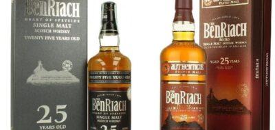 Виски BenRiach