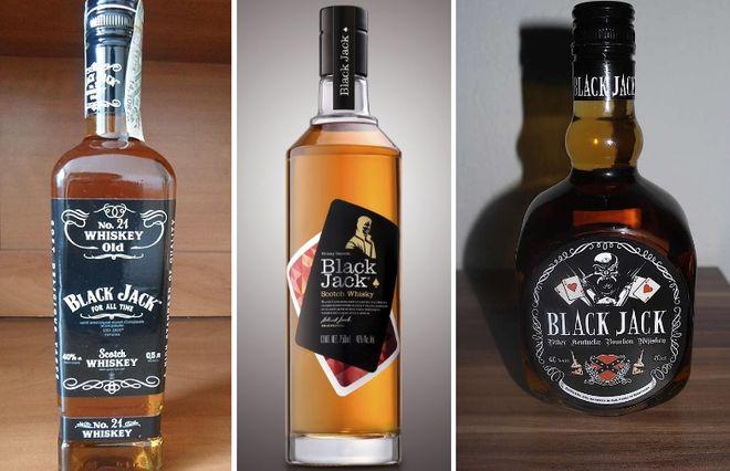 Солодовый напиток «Блэк Джек»