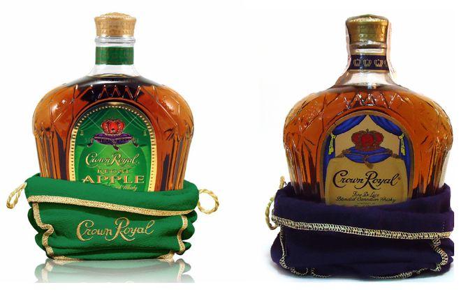 Бутылки Кроун Роял