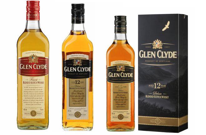 Виды виски Glen Clyde
