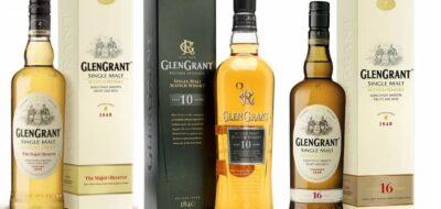 Виды виски Глен Грант