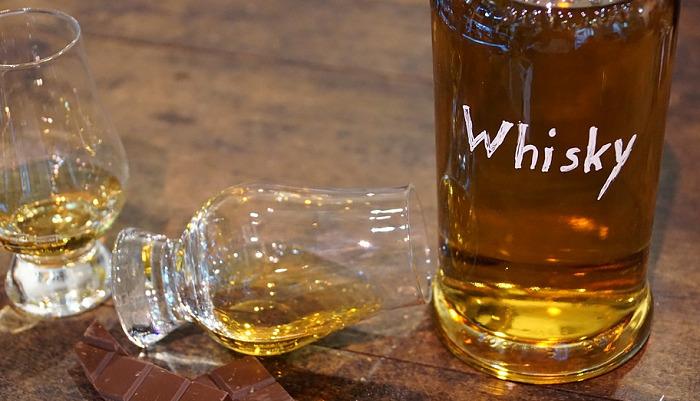 Популярный крепкий алкогольный напиток