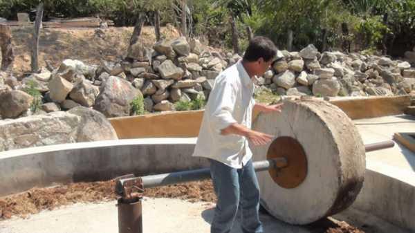 Каменный круг – тахона