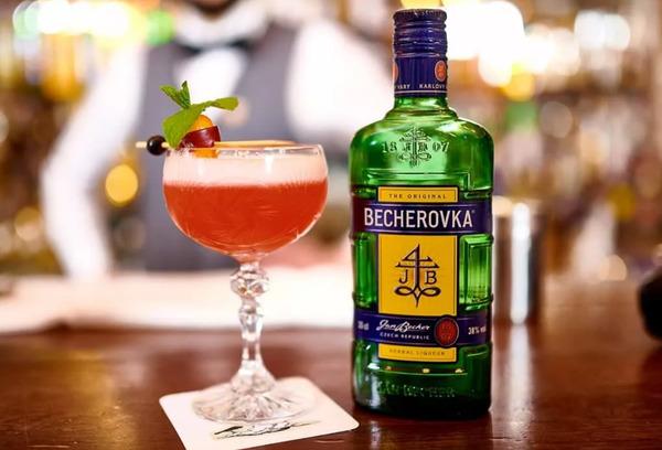 Чешский алкогольный напиток