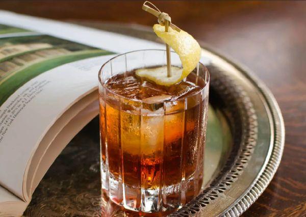 Коктейли на коньяке с яблочным соком
