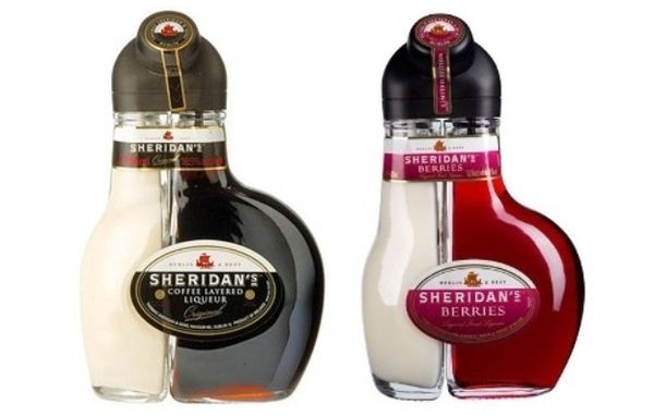 Sheridan's Berries и ягодный Шериданс.