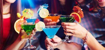 Вечеринка с коктейлями