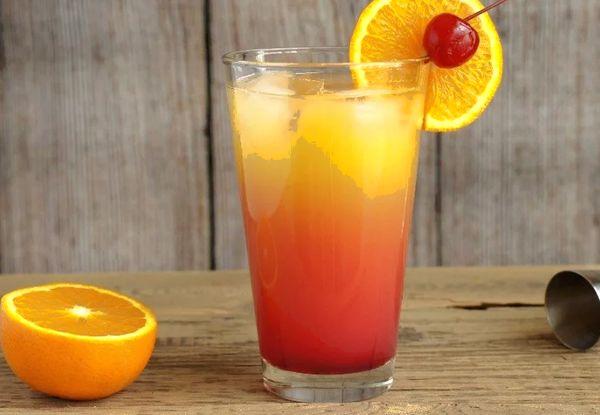 Текила с апельсином