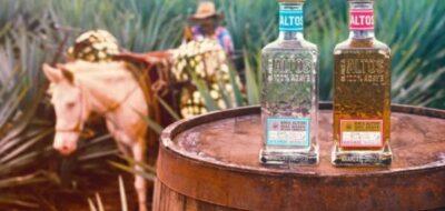 Алкогольный напиток текила