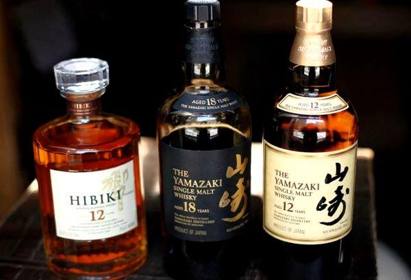 Виски японский