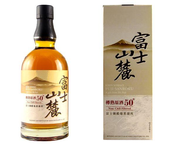 Kirin Whisky 50 Fuji-Sanroku