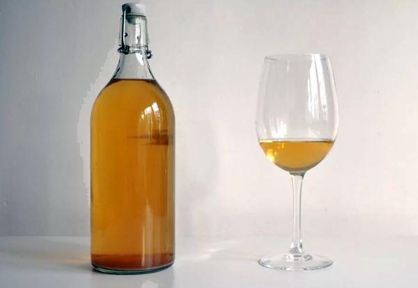 Грушевое вино