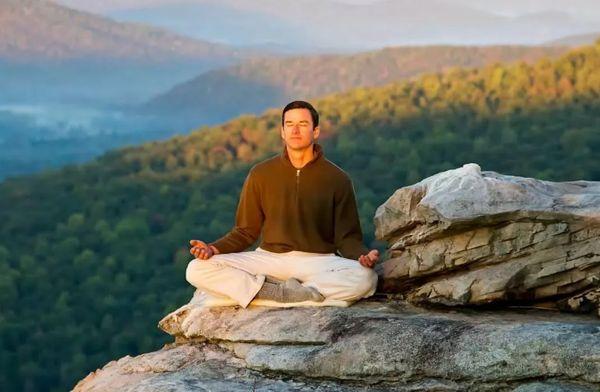 Медитация созерцанием
